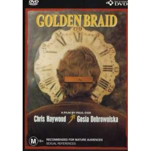 Golden Braid Chris Haywood All Regions PAL Unrated DVD