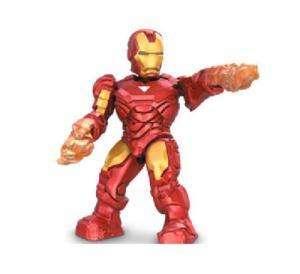Mega Bloks Marvel 91248 Series 1 Iron Man SEALED