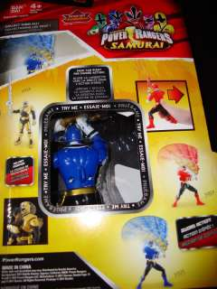 Power Rangers Samurai Sword Morphin Water Blue Ranger