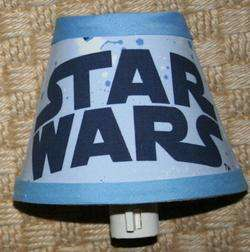 NIGHTLIGHT made Pottery Barn Kids STAR WARS Robot Space