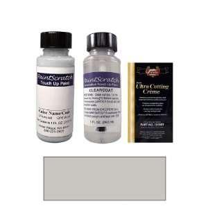 1 Oz. Manoogian Silver Metallic (wheel) Paint Bottle Kit