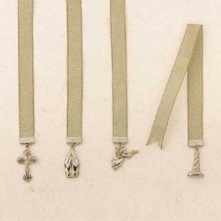 12Pc Gold Plated Christian Religious Theme Bookmarks