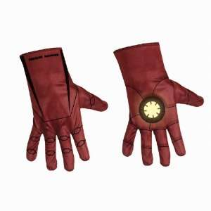 Iron Man Child Gloves Official Moive Costume Accessory