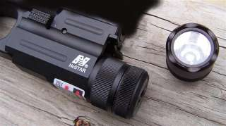 NC Star Tactical Light & Green Laser Combo