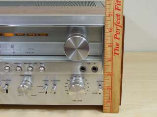 EXCELLENT VINTAGE PIONEER SX 1050 AM/FM 240 WATT STEREO RECEIVER