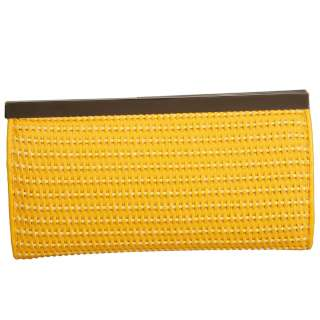 New Braid Style Lady Womens Purse Cluth Wallet Coin Card Bag PU