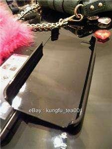 Hello Kitty in Black Bling Rhinestone iPhone 4 Case NEW