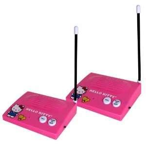 Hello Kitty Wireless Kids Intercom Toys & Games