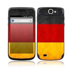 Flag of Germany Decorative Skin Cover Decal Sticker for