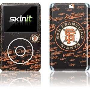Skinit San Francisco Giants   Primary Logo Blast Vinyl