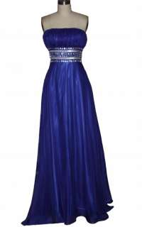Glegant Purple Wedding Prom Gown Party Dresses❤❤
