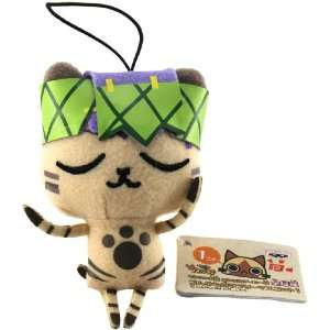 Monster Hunter 2010 Plush Strap 3 Bandana Airu Toys & Games
