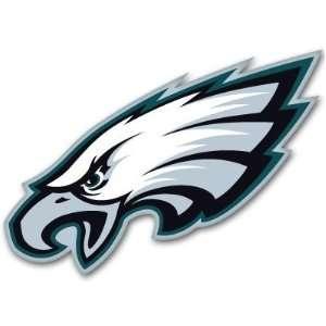 Philadelphia Eagles NFL Football bumper sticker 6 x 3