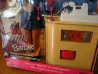1997 Mattel BARBIE COOL SHOPPIN` BARBIE working cash register 17487