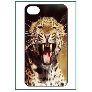 Leopard Print Animal Cute Lovely Girl Girly Style iPhone 4