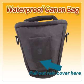 Large Waterproof Camera Case Bag fr Canon EOS 1D,5D,5D Mark II,7D,50D