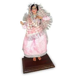 Display doll, Classical Kathak Dancer Home & Kitchen