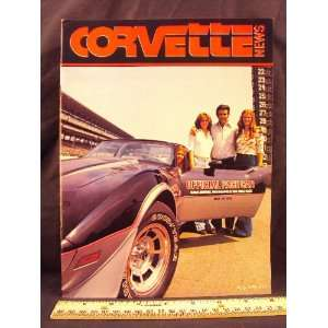 / September CORVETTE NEWS Magazine: Chevrolet Motor Division: Books