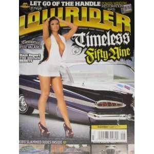 Lowrider June 2011: Various, Lowrider Magazine: Books