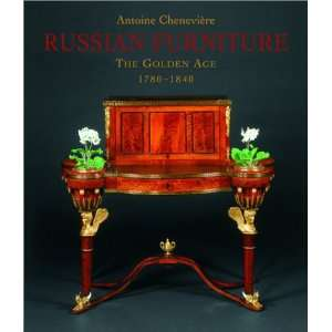 The Golden Age 1780 1840 (9781851493555) Antoine Cheneviere Books