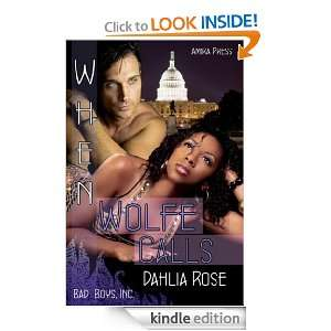 When Wolfe Calls: Dahlia Rose:  Kindle Store