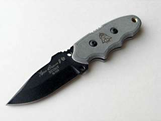 TOPS USA TOM BROWN TRACKER SCOUT SURVIVAL KNIFE $119