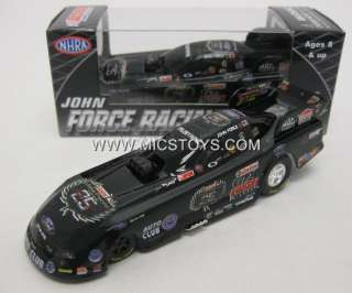 2010 John Force 25th Anniversary Champ Win Funny Car NHRA Pitstop 164