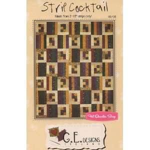 Lockwood Enterprises - Strip Pieced Quilt Pattern Designs