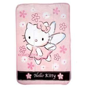 HELLO KITTY Blanket 47in x 59in   Kitty Angel Throw Blanket Home