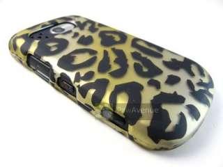 CHEETAH PRINT DESIGN Hard Case Cover Verizon Pantech Breakout Phone