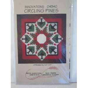 Circling Pines Quilting Pattern: Everything Else