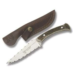 Hen & Rooster Knives 5014 Small Hunter Fixed Blade Knife