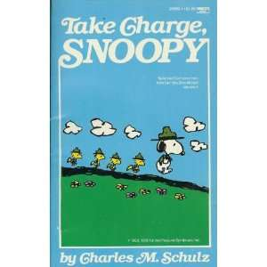 Take Charge, Snoopy (Selected Cartoons from Kiss Her You Blockhead