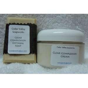 Clear Complexion Soap & Cream