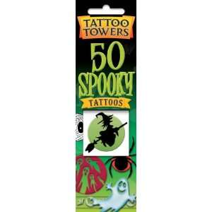 Spooky Tattoos (Tattoo Towers) (9781842297018): Books