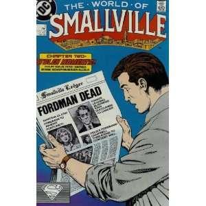 The World of Smallville #2 (Stolen Moments) John Byrne Books