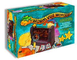 Worm Vue Wonder Farm Grow School Science Nature Project
