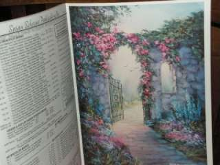 Jackie Claflin Windows of My World ART BOOK C Pics