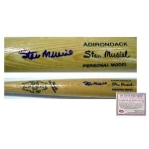Stan Musial St Louis Cardinals MLB Hand Signed Name Model
