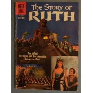 The Story of Ruth Comic Book (1144) Helen Meyer Books