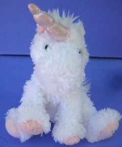 11 SPARKLE UNICORN Lovey RUSS SHINING STARS Soft Plush Stuffed Animal