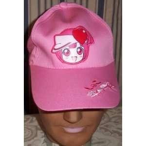 SHUGO CHARA Q Style Pink Adjustable Baseball Cap HAT Anime