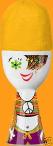 Ritzenhoff Friends Porcelain Egg Cup   Michal Shalev