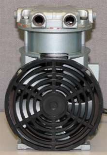 Gast Manufacturing ROA Series Miniature Rocking Piston Pressure Pump