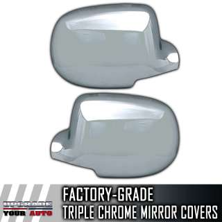 chrome mirror covers on the market both mirror covers are perfectly