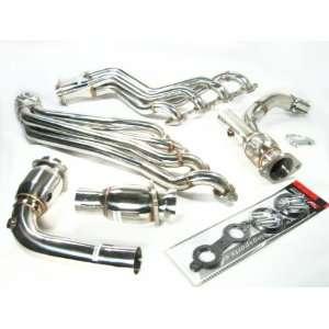 Header Manifold Exhaust 06 09 Chevy Trailblazer SS V8 6.0L Automotive