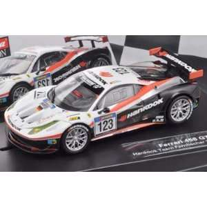 1/32 Carrera Analog Slot Cars   Ferrari 458 GT2   Hankook