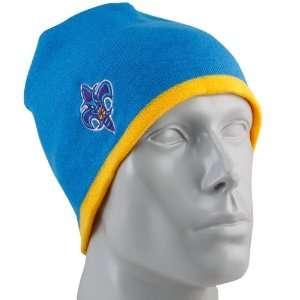 adidas New Orleans Hornets Light Blue Official Team Knit