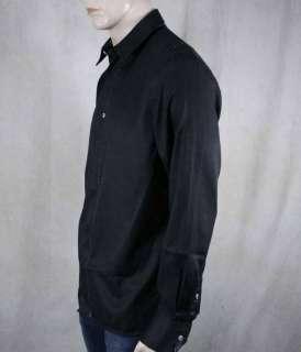 ENGLISH LAUNDRY Scott Weiland mens Applegarth black dress shirt