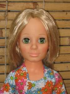 IDEAL CRISSY KERRY  VINTAGE GROW HAIR DOLL
